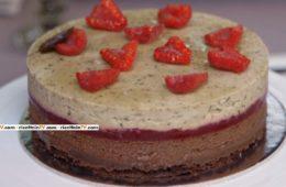torta melanzane e cioccolato di Ernst Knam