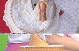 zuppa inglese in torta di Anna Moroni