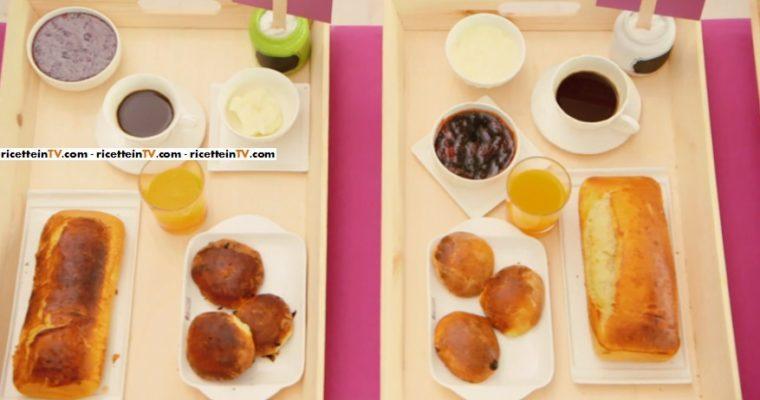 pane e panini da colazione