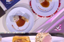 filetto in crosta con millefoglie di patate e zucca di Fabio Potenzano