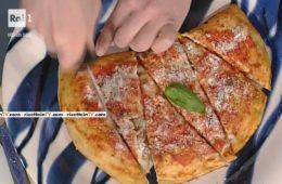 pizza imbottita di Gino Sorbillo