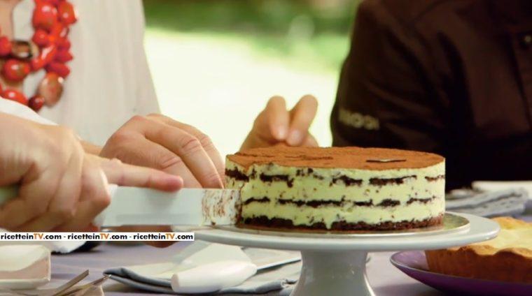 torta tiramisù di Ernst Knam