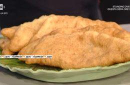 calzoncini fritti con scamorza e prosciutto di Gino Sorbillo