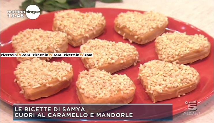 Le ricette di samya latte dolce fritto