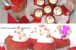 red velvet cupcake (ricetta sprint)