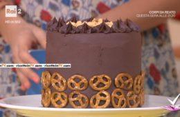 torta chocolate e peanut butter