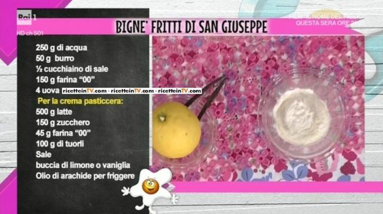 bignè fritti di San Giuseppe di Anna Moroni