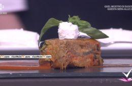 lasagnette di verdure di Ilario Vinciguerra