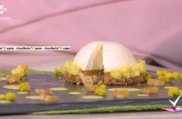 torta mimosa cremosa di Alessandro Servida