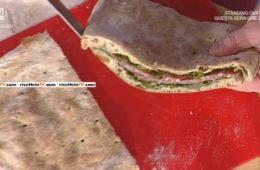 pizza con i broccoletti di Gabriele Bonci