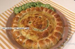 sole broccoli gorgonzola e salsiccia