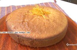 torta alle arance e zenzero