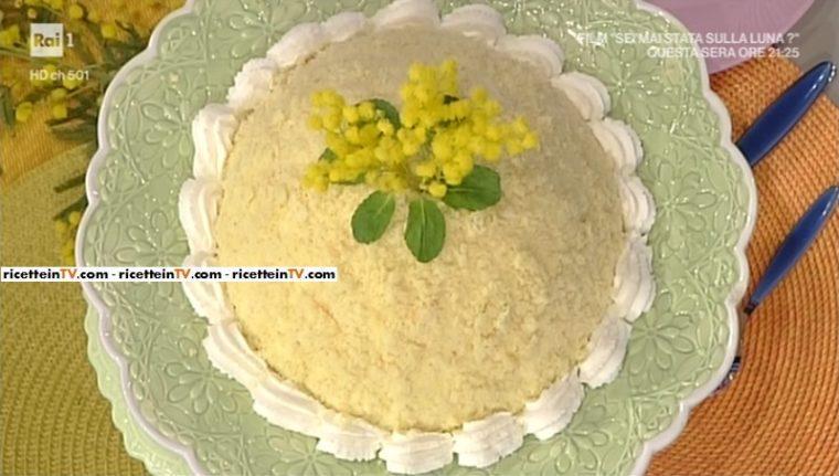 zuccotto mimosa di Anna Moroni