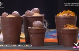 bicchierini di cioccolato di Mirco Della Vecchia