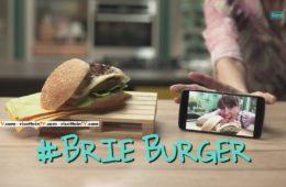 brie burger di Benedetta Parodi