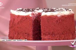 red velvet chiffon cake di Francesco Saccomandi