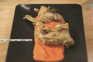 coniglio ai peperoni rivisitato