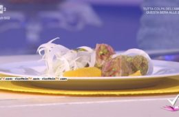 involtini di maiale all'arancia e pistacchio di Fabio Potenzano