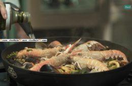 paella di pesce di Benedetta Parodi