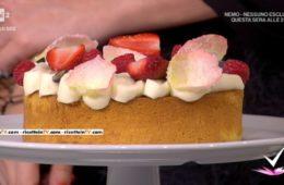 torta doppio paradiso di Federico Rottigni