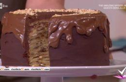 torta di crepes di Francesco Saccomandi