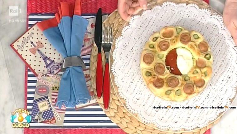 torta di asparagi e wurstel (ricetta sprint)