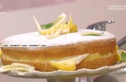 torta al limone di Liliana di Anna Moroni