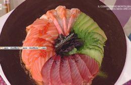 sushi cake di Hiro Shoda