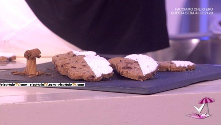 biscotti alla cannella (all'olio extravergine d'oliva) di Chiara Coricelli