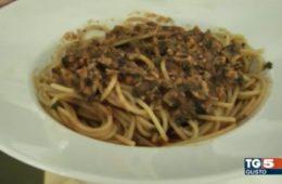 spaghetti con i moscioli