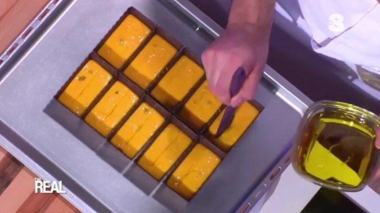 plumcake all'arancia e uvetta