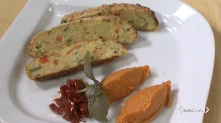 polpettone vegetariano