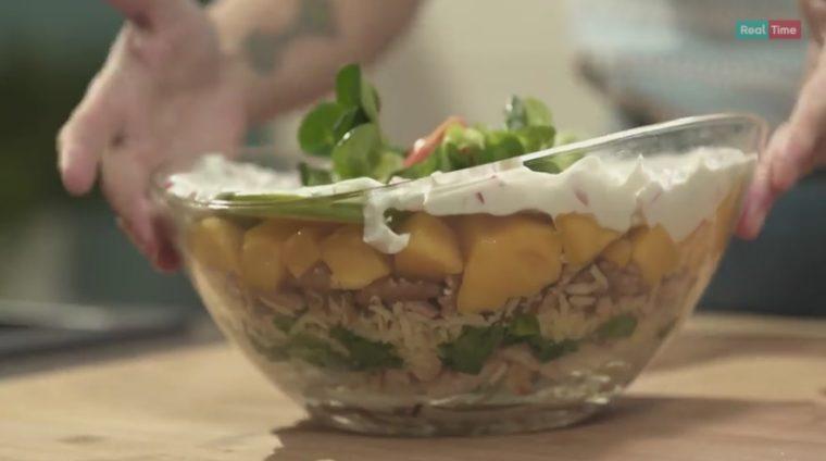 seven salad
