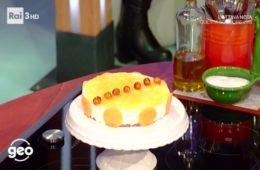 torta cremosa allo yogurt di Franco Aliberti