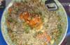 cous cous con zucchine e ricotta salata di Sergio Barzetti