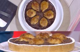 crostata pere e cioccolato di Simone Bellesi