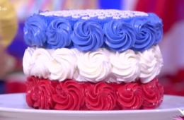 labor day cake