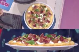 pizza prosciutto e fichi
