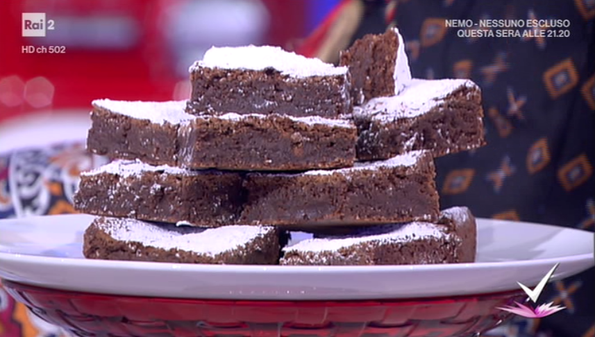 brownies e blondies di Francesco Saccomandi