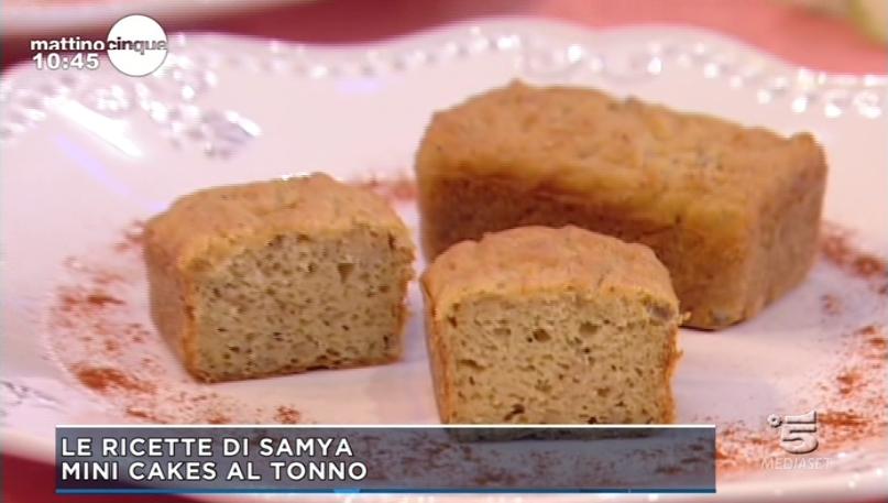 Mattino Cinque Samya Ricetta Mini Cakes Al Tonno