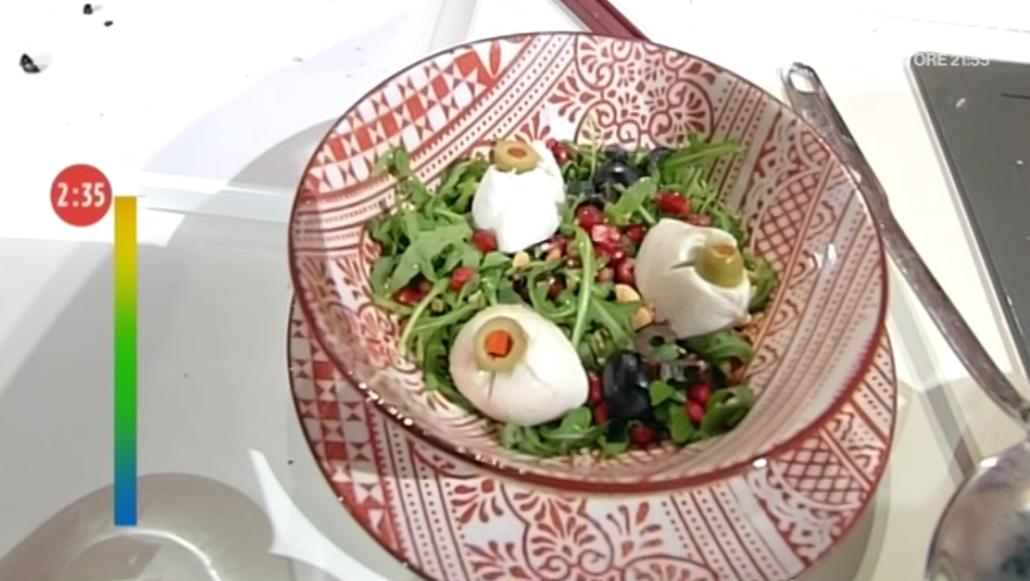 Domenica in ricetta orecchiette con zucca e lardo di for Mozzarella in carrozza parodi