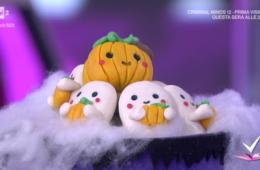 dolcetti alle mandorle (di Halloween) di Giulia Vaiana