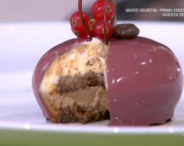 tiramisù al cioccolato di Davide Comaschi