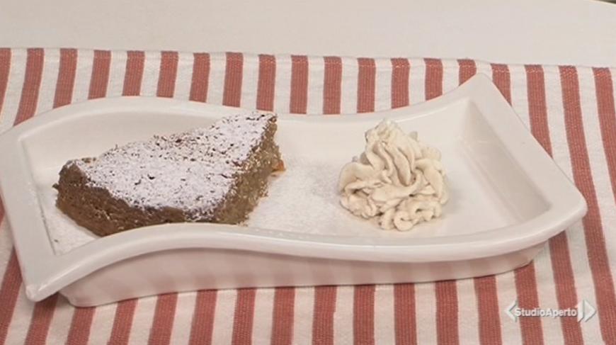 torta di zucca