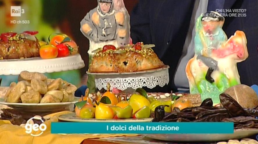frutta martorana (dolce siciliano) di Santi Palazzolo