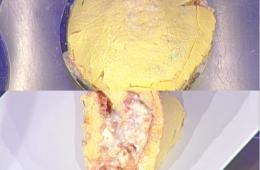 millefoglie di polenta e ragù di Andrea Mainardi