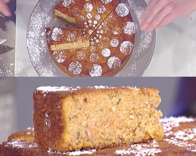 torta di carote di Luisanna Messeri