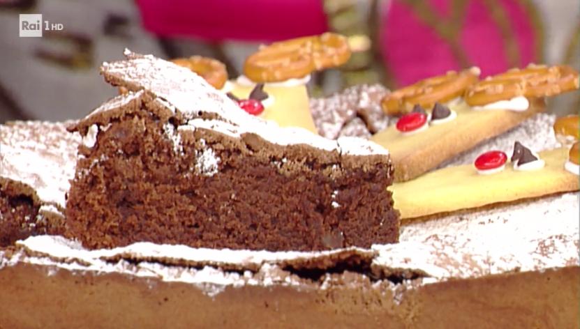 torta di cioccolato di Bruna