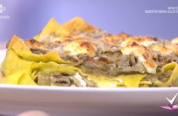 lasagnette ai carciofi