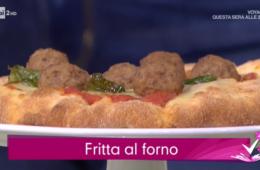 pizza fritta al forno di Vincenzo Capuano